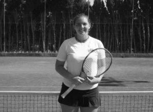 """Silvia Bordes: """"Me voy a EEUU muy ilusionada a intentar poder vivir del tenis, porque aquí es muy difícil si no eres rico"""""""