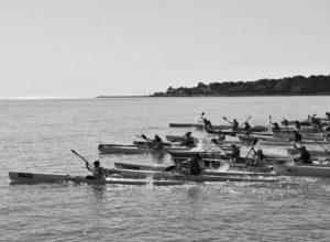 El Real Club Náutico Dénia logra ocho pódios en la 3ª Prueba Atuonómica de la Liga de Surfsky