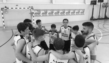 El Infantil Masculino del Dénia Bàsquet, a la final del Trofeo Federación y otros seis equipos, a semifinales