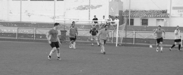 Les falles de Dénia són més que festes: ja està en marxa el torneig de futbol faller
