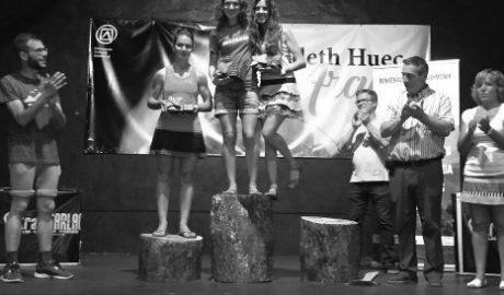 Aïda Pérez guanya el Trail Bòsc de Carlac