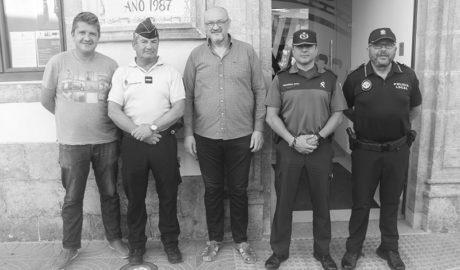 La Gendarmería francesa se dejará ver este verano por Benitatxell y Xàbia