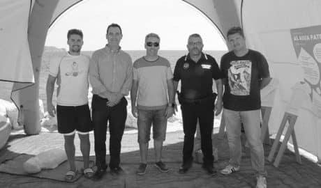 Benitatxell pone en marcha un taller para la prevención de ahogamientos