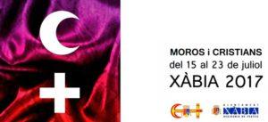 Programa de las Fiestas de Moros y Cristianos de Xàbia @ Duanes de la Mar, Xàbia