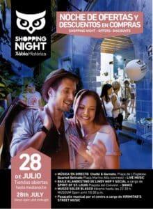 'Shopping Night': descuentos y música -Xàbia- @ Xàbia Histórica