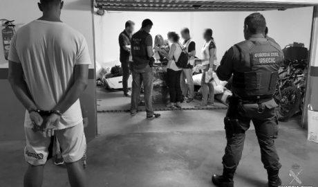 Dos detenidos en Xàbia por el secuestro y asesinato de un ciudadano británico