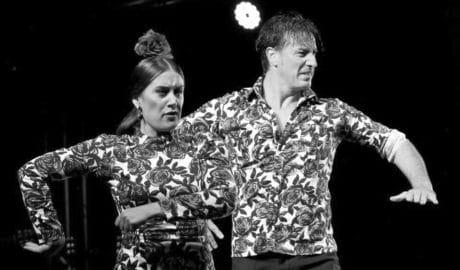 El 'Encuentro' de Antonio Canales y José Porcel estremece al público de Música al Castell de Dénia