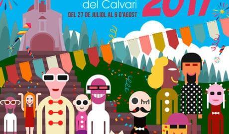 Programa de les Festes de Gata de Gorgos 2017