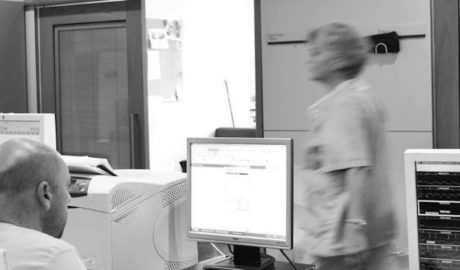 Cinc mesos d'espera per poder vore al traumatòleg en l'Hospital de Dénia