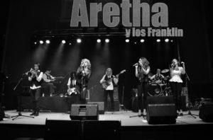 Concierto de soul y jazz clásico por Aretha y los Franklin -Calp- @ Plaza de la Villa, Calp