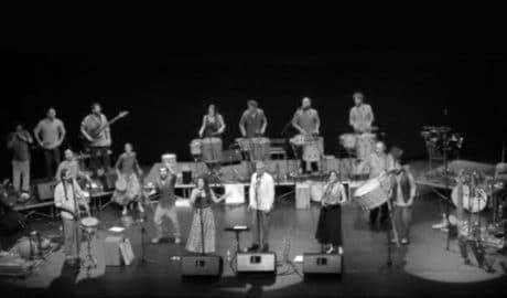 Carles Dénia & Coetus, con su Orquesta de Percusión Ibérica, cierran este domingo Música al Castell
