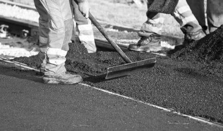 Xàbia invierte 400.000 euros en asfaltar sus calles