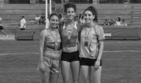 Aina Fornés, campeona autonómica absoluta en los 400 metros vallas