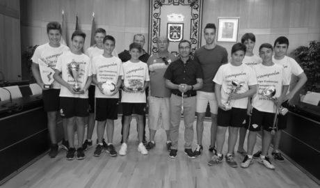 El infantil del Calpe Futsal, campeón comarcal, provincial y autonómico