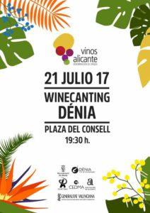 IV 'Winecanting Dénia', degustación de vino DOP Alicante -Dénia- @ Plaza del Consell., Dénia