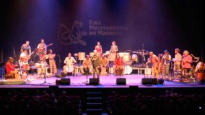 Concierto de Coetus & carles Dénia. Orquesta de Percusión Ibérica. XXVI edició de Música al Castell -Dénia- @ Castillo de Dénia