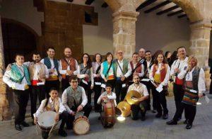 Concert d'intercanvi de Colles de Xirimiters -Benissa- @ Saló d'actes municipal, Benissa
