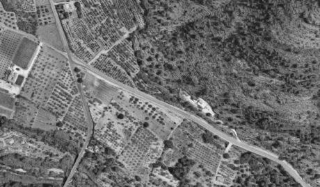 Un camión atropella a una anciana entre Alcalalí y Orba