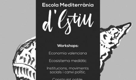 Xàbia será escenario de la I Escola Mediterrània d'Estiu, espacio de debate sobre la actual sociedad valenciana