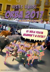 Festes d'Agost 2017 -Orba-
