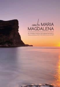 Fiestas de la Magdalena -Benitatxell-