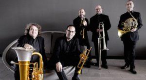 XXXII edición de Música a l'Estiu: Concierto de inauguración a cargo de Spanish Brass -Xàbia- @  Pl. Església, Xàbia