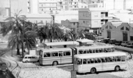 Dénia. Cincuenta años de caos en los autobuses resueltos con una estación… provisional