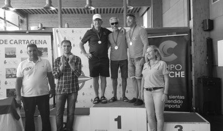 El dianense Juan Carlos Pérez, campeón de la III Copa de España de Kayak de Mar