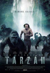 Cine vora la mar: 'La leyenda de Tarzán' Dir.: David Yates -Xàbia- @ Playa del Arenal, Xàbia