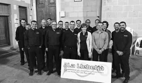 """Entre la tradición y la modernidad, La Llebetjà reinterpreta la """"dolçaina"""" en Música al Castell de Dénia"""