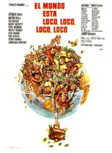 Cine a la Fresca: 'El mundo está loco loco loco' Dir.: Stanley Kramer -Pedreguer- @ Parc del Patronat, Pedreguer