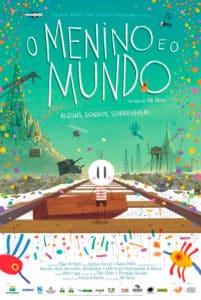 """Cinema a la Fresca: """"El niño y el mundo"""" Dir.: Alê Abreu -Pedreguer- @ Parc del Patronat, Pedreguer"""