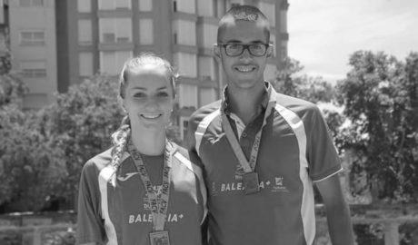La atleta de Pedreguer Marta Pérez logra el oro autonómico junior en 800 metros lisos