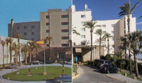La evolución en medio siglo del símbolo del 'boom' turístico en Xàbia