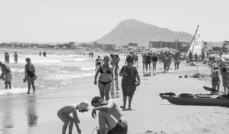Dénia mejora los datos de ocupación turística del año pasado en el arranque de julio