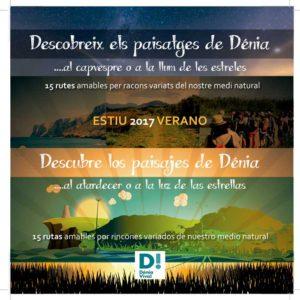 'Descubre los paisajes de Dénia': Ruta costa rocosa de las Rotas. Visita Xiloteca -Dénia @ 18.50h Puerto de Dénia. Parada bus Las Rotas, Dénia