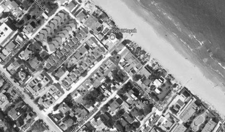 Fallece una bañista de 77 años en la playa de Les Deveses de Dénia