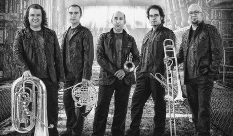 Spanish Brass obri el teló de Música a l'Estiu de Xàbia