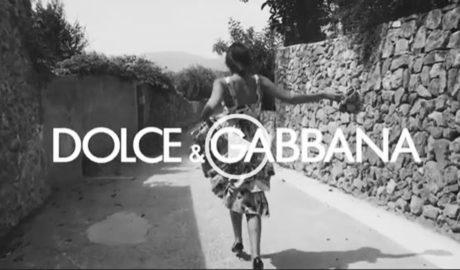 Jesús Pobre, protagonista de un anuncio de Dolce&Gabbana