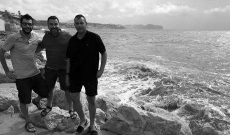 Las playas de Benissa serán la sede de la segunda prueba del Circuit d'Aigües Obertes de la Marina Alta