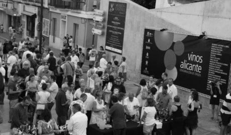 Els millors vins d'Alacant s'assaboreixen en el IV Winecanting de Dénia