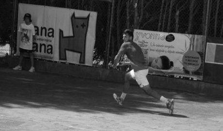 Lizariturry y Barranco disputan esta tarde la final del Torneo Orysol de Dénia