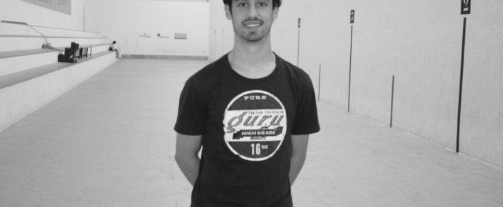"""Giner de Murla: """"Encara tinc 19 anys i em queda molt per aprendre, però tinc esperança de poder viure bé de la pilota"""""""