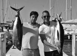 La embarcación Algas gana el XV Trofeo Ciudad de Dénia de pesca de altura