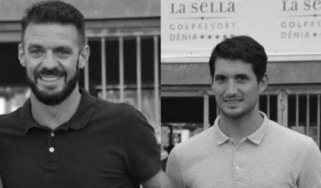 Keko i Sergio Poveda, nous fitxatges estrella d'un CE Dénia que vol pujar sí o sí