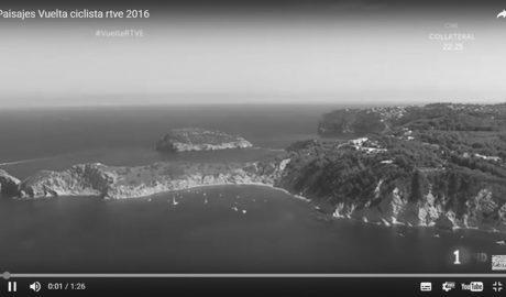 La costa de Xàbia, a vista de pájaro a través de 10 vídeos con dron