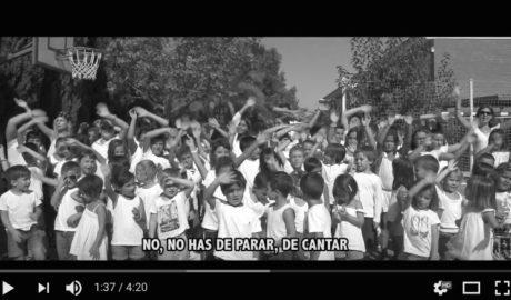 [VÍDEO] Aspencat hace pueblo con los niños de Xaló