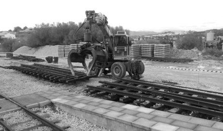 Renovar cada kilómetro de vía del TRAM Calp-Dénia cuesta más de un millón de euros