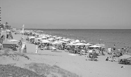 La recuperación turística de Dénia se frena según los últimos datos de ocupación