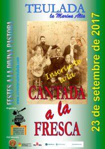 Festes de la Divina Pastora i Cantada a la Fresca -Teulada- @ Teulada Moraira